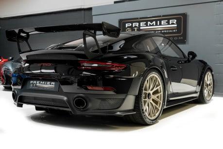 Porsche 911 GT2 RS PDK. WEISSACH + CLUBSPORT PACKS. ENORMOUS SPECIFICATION. 1 OWNER. 8