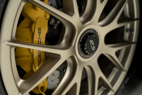 Porsche 911 GT2 RS PDK. WEISSACH + CLUBSPORT PACKS. ENORMOUS SPECIFICATION. 1 OWNER. 21