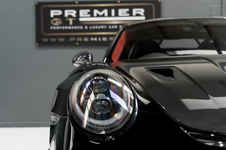 Porsche 911 GT2 RS PDK. WEISSACH + CLUBSPORT PACKS. ENORMOUS SPECIFICATION. 1 OWNER. 24
