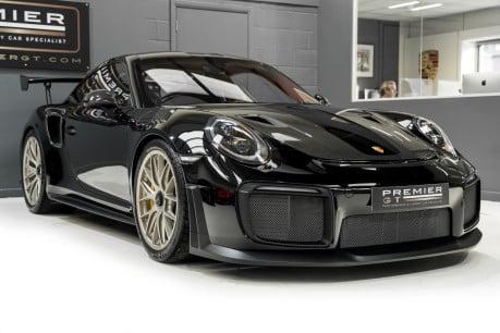 Porsche 911 GT2 RS PDK. WEISSACH + CLUBSPORT PACKS. ENORMOUS SPECIFICATION. 1 OWNER. 32