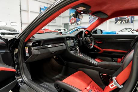 Porsche 911 GT2 RS PDK. WEISSACH + CLUBSPORT PACKS. ENORMOUS SPECIFICATION. 1 OWNER. 38