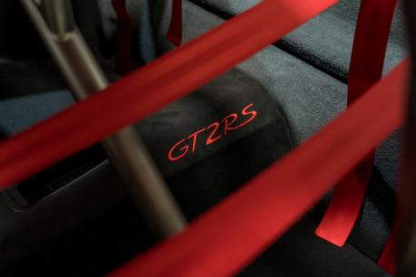 Porsche 911 GT2 RS PDK. WEISSACH + CLUBSPORT PACKS. ENORMOUS SPECIFICATION. 1 OWNER. 43
