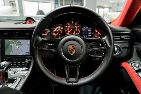 Porsche 911 GT2 RS PDK. WEISSACH + CLUBSPORT PACKS. ENORMOUS SPECIFICATION. 1 OWNER. 48