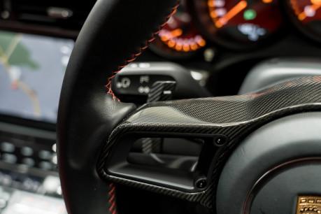 Porsche 911 GT2 RS PDK. WEISSACH + CLUBSPORT PACKS. ENORMOUS SPECIFICATION. 1 OWNER. 50