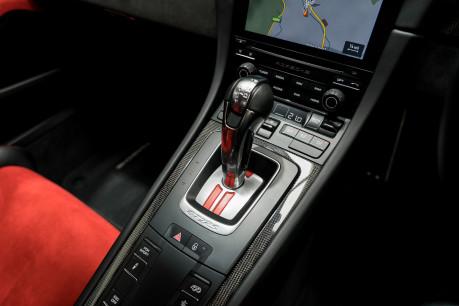 Porsche 911 GT2 RS PDK. WEISSACH + CLUBSPORT PACKS. ENORMOUS SPECIFICATION. 1 OWNER. 55