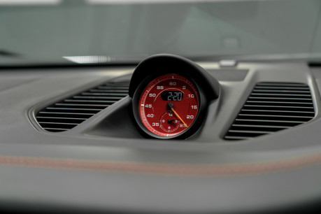 Porsche 911 GT2 RS PDK. WEISSACH + CLUBSPORT PACKS. ENORMOUS SPECIFICATION. 1 OWNER. 54