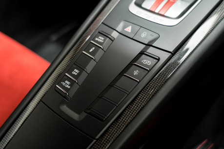 Porsche 911 GT2 RS PDK. WEISSACH + CLUBSPORT PACKS. ENORMOUS SPECIFICATION. 1 OWNER. 57