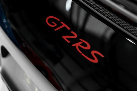 Porsche 911 GT2 RS PDK. WEISSACH + CLUBSPORT PACKS. ENORMOUS SPECIFICATION. 1 OWNER. 5