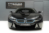 BMW I8 FROZEN BLACK PAINT. NOW SOLD, SIMILAR REQUIRED. PLEASE CALL 01903 254800 2