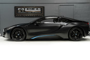 BMW I8 FROZEN BLACK PAINT. NOW SOLD, SIMILAR REQUIRED. PLEASE CALL 01903 254800 6