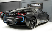 BMW I8 FROZEN BLACK PAINT. NOW SOLD, SIMILAR REQUIRED. PLEASE CALL 01903 254800 10