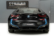 BMW I8 FROZEN BLACK PAINT. NOW SOLD, SIMILAR REQUIRED. PLEASE CALL 01903 254800 9