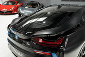 BMW I8 FROZEN BLACK PAINT. NOW SOLD, SIMILAR REQUIRED. PLEASE CALL 01903 254800 11