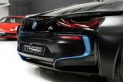 BMW I8 FROZEN BLACK PAINT. NOW SOLD, SIMILAR REQUIRED. PLEASE CALL 01903 254800 12