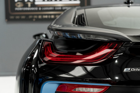 BMW I8 FROZEN BLACK PAINT. NOW SOLD, SIMILAR REQUIRED. PLEASE CALL 01903 254800 18