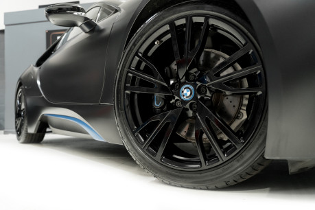 BMW I8 FROZEN BLACK PAINT. NOW SOLD, SIMILAR REQUIRED. PLEASE CALL 01903 254800 23