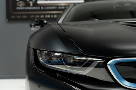 BMW I8 FROZEN BLACK PAINT. NOW SOLD, SIMILAR REQUIRED. PLEASE CALL 01903 254800 25
