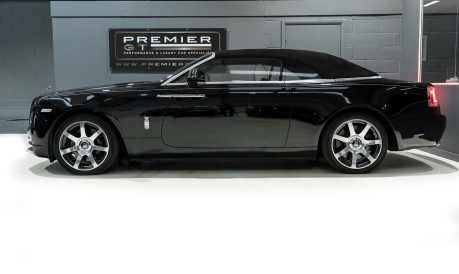 Rolls-Royce Dawn 6.6 V12. ULTIMATE COLOUR COMBINATION & SPECIFICATION. 1 OWNER FROM NEW. 5