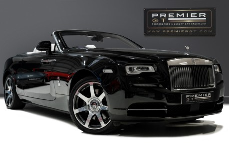 Rolls-Royce Dawn 6.6 V12. ULTIMATE COLOUR COMBINATION & SPECIFICATION. 1 OWNER FROM NEW. 1