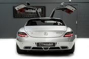 Mercedes-Benz SLS AMG. 6.2 V8. GREAT SPECIFICATION. EXCLUSIVE RED LEATHER. B & O BEOSOUND. 10
