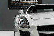 Mercedes-Benz SLS AMG. 6.2 V8. GREAT SPECIFICATION. EXCLUSIVE RED LEATHER. B & O BEOSOUND. 31