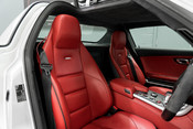 Mercedes-Benz SLS AMG. 6.2 V8. GREAT SPECIFICATION. EXCLUSIVE RED LEATHER. B & O BEOSOUND. 37