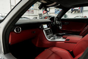 Mercedes-Benz SLS AMG. 6.2 V8. GREAT SPECIFICATION. EXCLUSIVE RED LEATHER. B & O BEOSOUND. 39