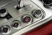 Mercedes-Benz SLS AMG. 6.2 V8. GREAT SPECIFICATION. EXCLUSIVE RED LEATHER. B & O BEOSOUND. 54