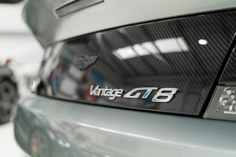 Aston Martin Vantage GT8. 4.7 V8. NOW SOLD. WE WILL BUY YOUR ASTON MARTIN TODAY. 1