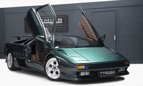 Lamborghini Diablo VT. 5.7 V12 COUPE. NOW SOLD, SIMILAR REQUIRED. PLEASE CALL 01903 254 800 2