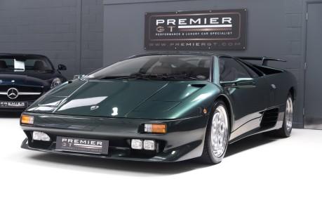 Lamborghini Diablo VT. 5.7 V12 COUPE. NOW SOLD, SIMILAR REQUIRED. PLEASE CALL 01903 254 800 4