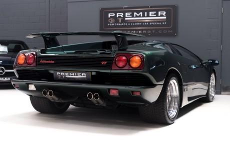 Lamborghini Diablo VT. 5.7 V12 COUPE. NOW SOLD, SIMILAR REQUIRED. PLEASE CALL 01903 254 800 6