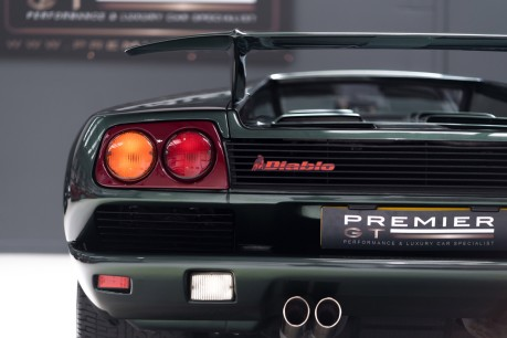Lamborghini Diablo VT. 5.7 V12 COUPE. NOW SOLD, SIMILAR REQUIRED. PLEASE CALL 01903 254 800 27