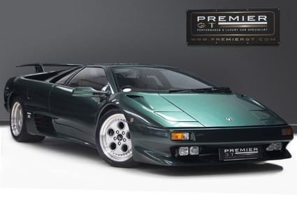 Lamborghini Diablo VT. 5.7 V12 COUPE. SALON PRIVE AWARD WINNING EXAMPLE.