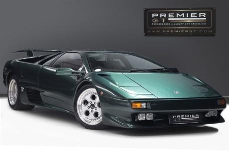 Lamborghini Diablo VT. 5.7 V12 COUPE. NOW SOLD, SIMILAR REQUIRED. PLEASE CALL 01903 254 800 1