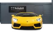 Lamborghini Aventador LP700-4 6.5 V12 COUPE. GREAT SPEC. £10K OPTIONAL PAINT. GLASS ENGINE COVER. 2