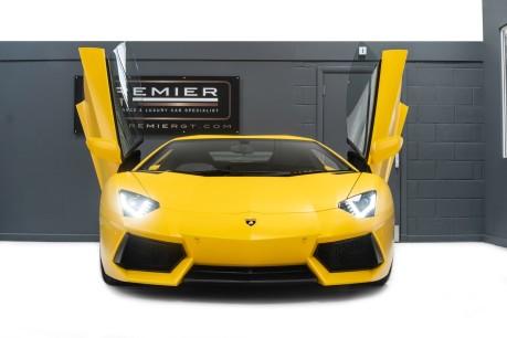 Lamborghini Aventador LP700-4 6.5 V12 COUPE. GREAT SPEC. £10K OPTIONAL PAINT. GLASS ENGINE COVER. 3