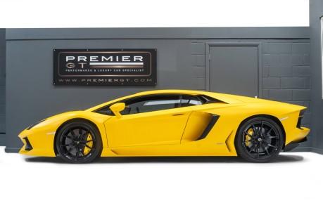 Lamborghini Aventador LP700-4 6.5 V12 COUPE. GREAT SPEC. £10K OPTIONAL PAINT. GLASS ENGINE COVER. 6
