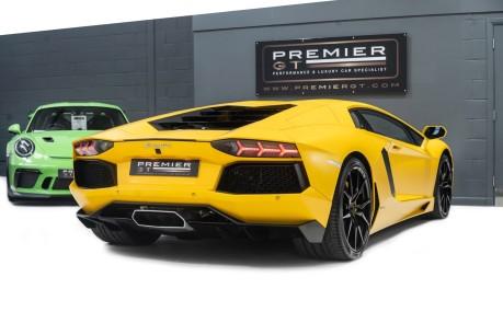 Lamborghini Aventador LP700-4 6.5 V12 COUPE. GREAT SPEC. £10K OPTIONAL PAINT. GLASS ENGINE COVER. 7