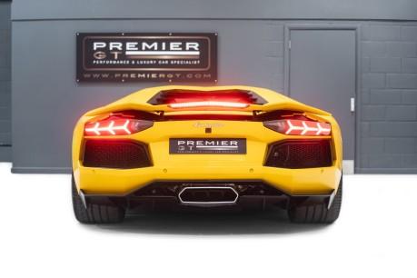 Lamborghini Aventador LP700-4 6.5 V12 COUPE. GREAT SPEC. £10K OPTIONAL PAINT. GLASS ENGINE COVER. 8