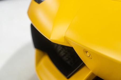 Lamborghini Aventador LP700-4 6.5 V12 COUPE. GREAT SPEC. £10K OPTIONAL PAINT. GLASS ENGINE COVER. 17