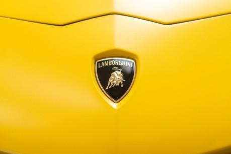 Lamborghini Aventador LP700-4 6.5 V12 COUPE. GREAT SPEC. £10K OPTIONAL PAINT. GLASS ENGINE COVER. 20