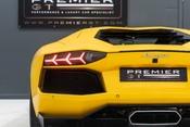 Lamborghini Aventador LP700-4 6.5 V12 COUPE. GREAT SPEC. £10K OPTIONAL PAINT. GLASS ENGINE COVER. 29