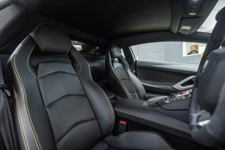 Lamborghini Aventador LP700-4 6.5 V12 COUPE. GREAT SPEC. £10K OPTIONAL PAINT. GLASS ENGINE COVER. 36