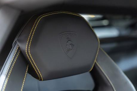 Lamborghini Aventador LP700-4 6.5 V12 COUPE. GREAT SPEC. £10K OPTIONAL PAINT. GLASS ENGINE COVER. 38