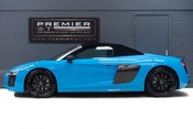 Audi R8 V10 PLUS QUATTRO SPYDER. AUDI SPORT PACK. SPORTS EXHAUST. FRONT END PPF. 4