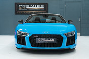 Audi R8 V10 PLUS QUATTRO SPYDER. AUDI SPORT PACK. SPORTS EXHAUST. FRONT END PPF. 2