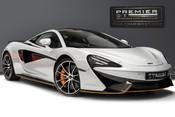 McLaren 570S V8 3.8 SSG. VEHICLE LIFT SYSTEM. REAR CAMERA. MCLAREN WARRANTY UNTIL 2022