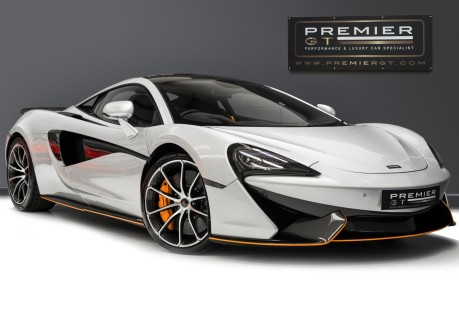 McLaren 570S V8 3.8 SSG. VEHICLE LIFT SYSTEM. REAR CAMERA. MCLAREN WARRANTY UNTIL 2022 1