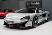 McLaren 570S V8 3.8 SSG. VEHICLE LIFT SYSTEM. REAR CAMERA. MCLAREN WARRANTY UNTIL 2022 4